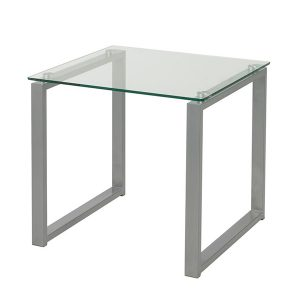 glazen tafel vierkant