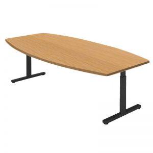 PINTA Tonvormige Tafel Beuken