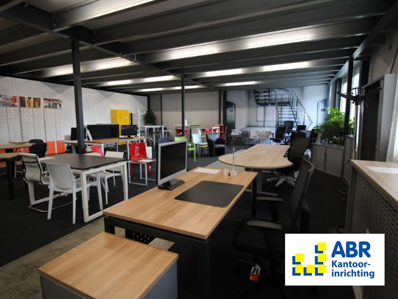 ABR showroom bureaustoelen
