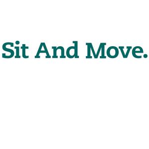 Sit and Move Bureaustoelen